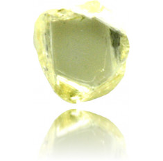 Natural Yellow Diamond Rough 0.45 ct Rough
