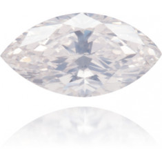 Natural White Diamond Marquise 0.57 ct Polished