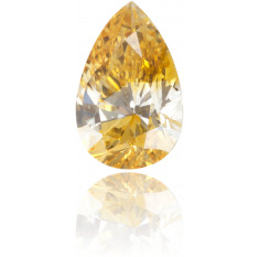 Natural Other Diamond Pear Shape 0.40 ct Polished