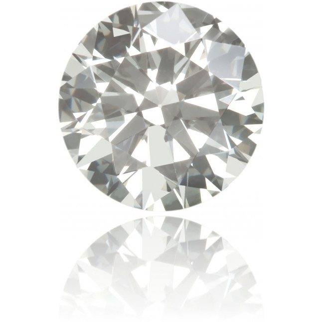 Natural Green Diamond Round 0.35 ct Polished