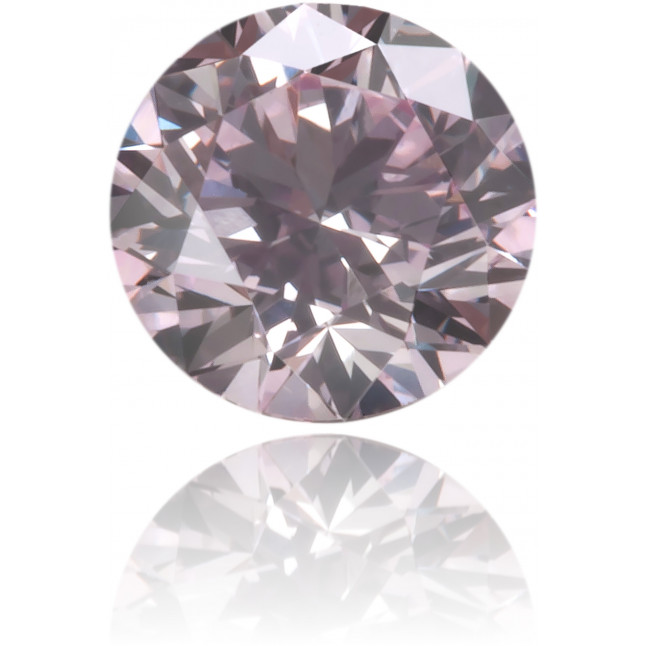 Natural Pink Diamond Round 0.23 ct Polished