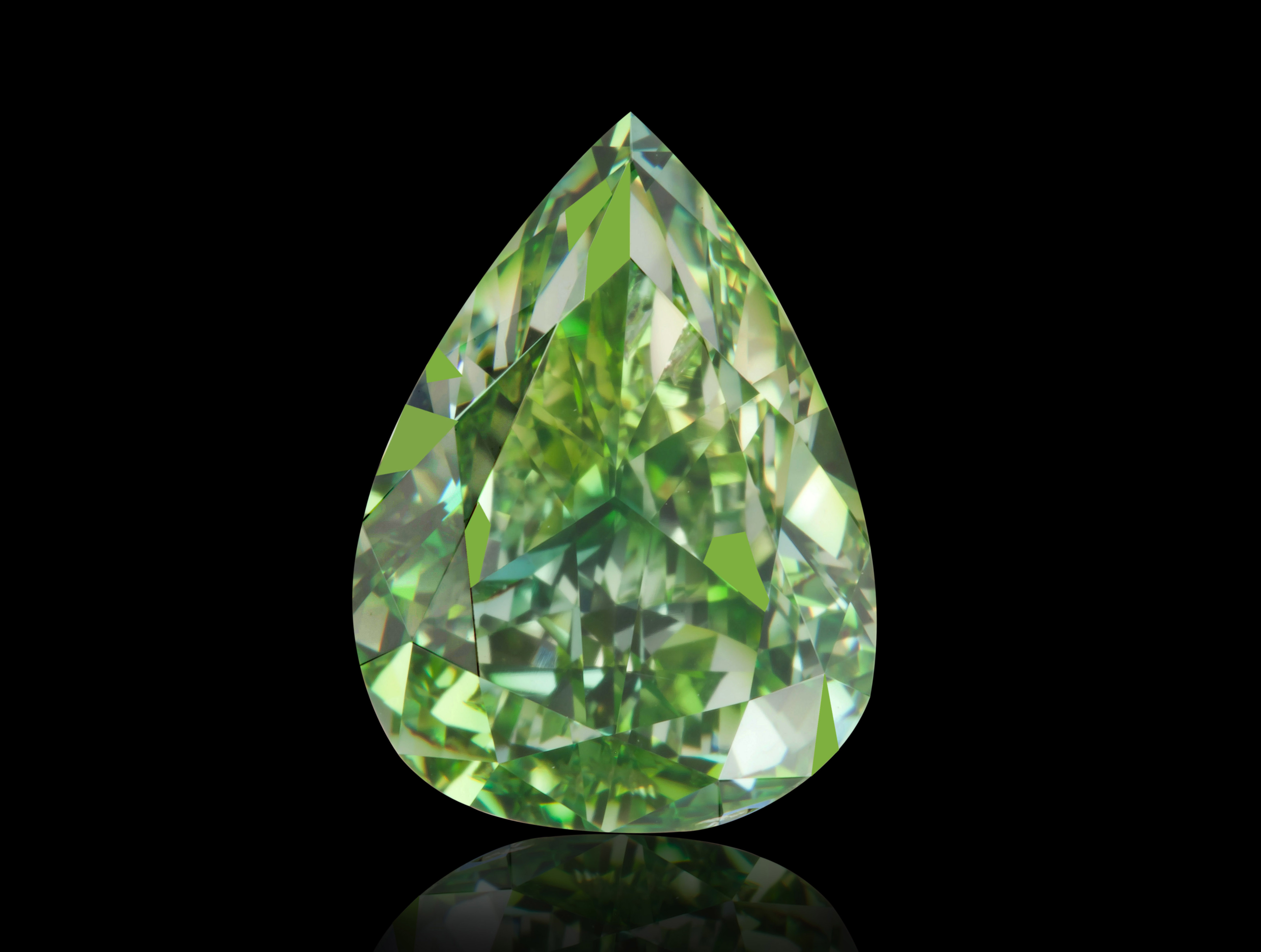 What About Natural Color Diamonds