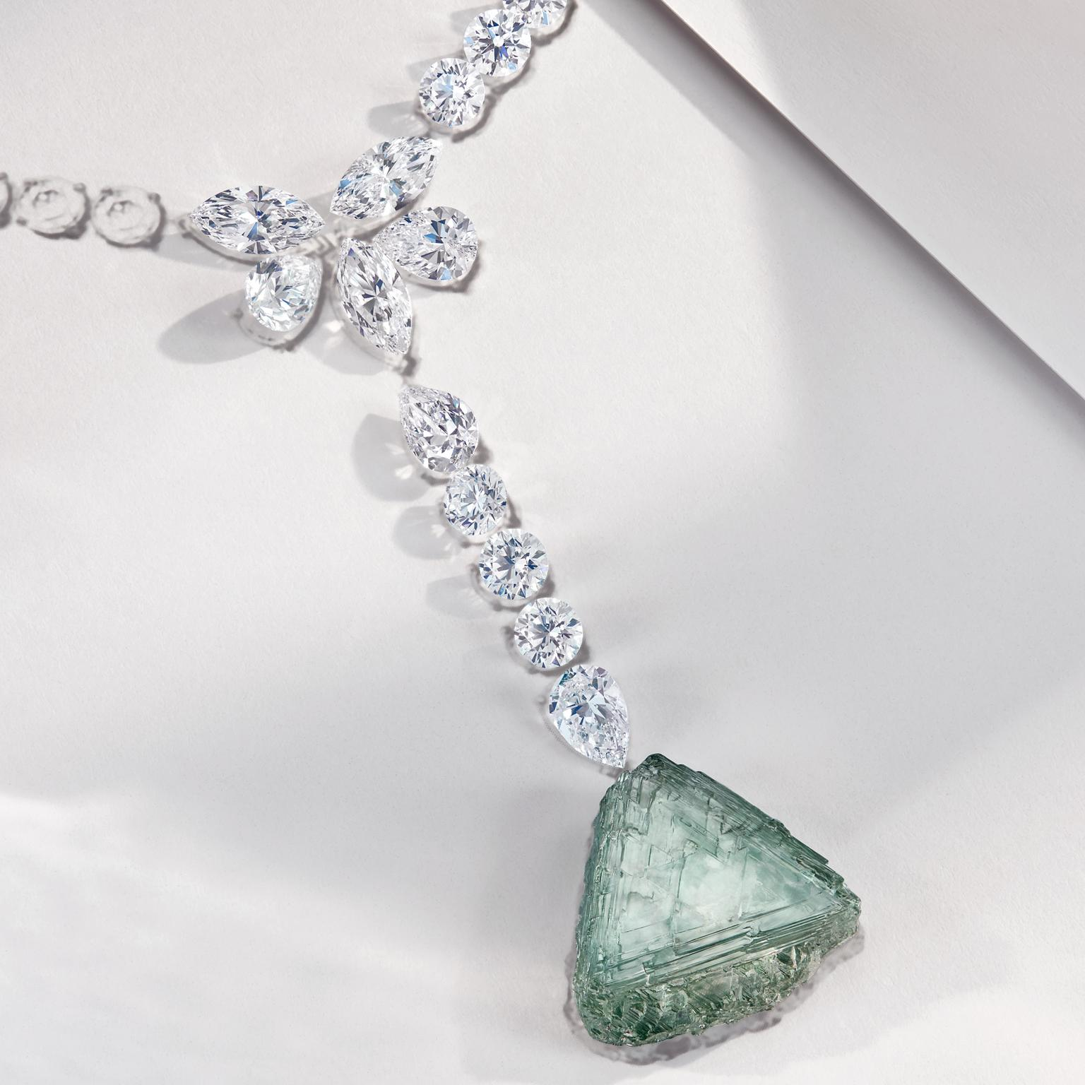 Natural Rough Diamonds - Lotus Collection De Beers