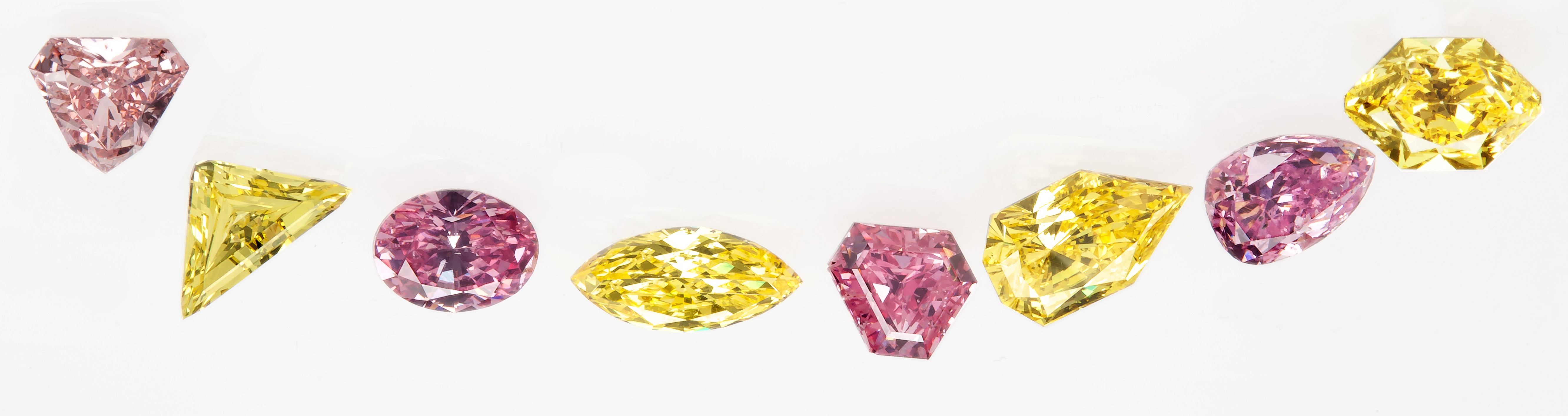 Natural colour diamonds and the 4 cs in relation to the intensification of color fancy shapes offer more possibilities than the brilliant cut whose proportions conform to rigorous criteria nvjuhfo Gallery