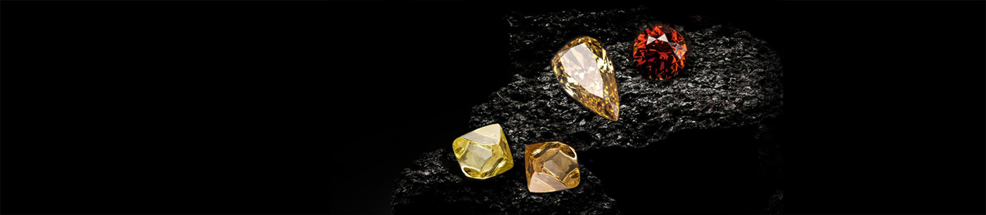 New Natural Colored Diamonds