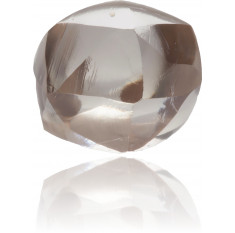 Natural Brown Diamond Rough 0.96 ct Rough