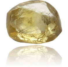 Natural Yellow Diamond Rough 1.02 ct Rough