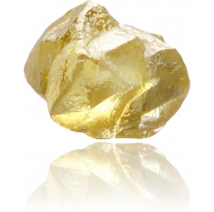 Natural Yellow Diamond Rough 0.93 ct Rough