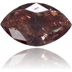 Natural Pink Diamond Marquise 0.25 ct Polished
