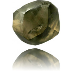 Natural Green Diamond Rough 1.38 ct Rough