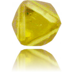 Natural Yellow Diamond Rough 0.51 ct Rough