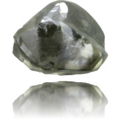 Natural Gray Diamond Rough 1.33 ct Rough