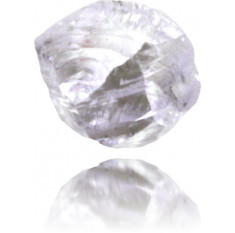 Natural Purple Diamond Rough 0.58 ct Rough