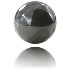 Natural Gray Diamond Marble 67.41 ct Polished