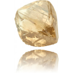 Natural Orange Diamond Rough 0.85 ct Rough