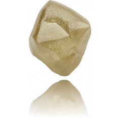 Natural Green Diamond Rough 0.99 ct Rough