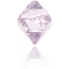 Natural Purple Diamond Rough 0.14 ct Rough