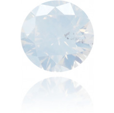 Natural White Diamond Round 0.16 ct Polished