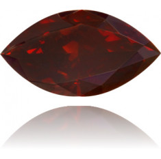 Natural Brown Diamond Marquise 0.76 ct Polished