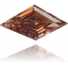 Natural Brown Diamond Kite 0.29 ct Polished