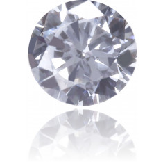Natural Blue Diamond Round 0.06 ct Polished