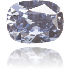 Natural Blue Diamond Oval 0.12 ct Polished