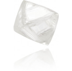 Natural White Diamond Rough 3.85 ct Rough