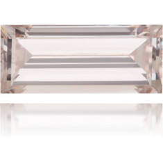 Natural Brown Diamond Baguette 0.90 ct Polished