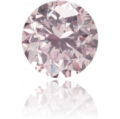 Natural Pink Diamond Round 0.73 ct Polished