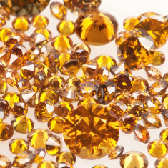Cognac small diamonds melee