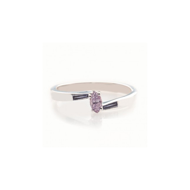 Trilogy lavender purple diamond diamond