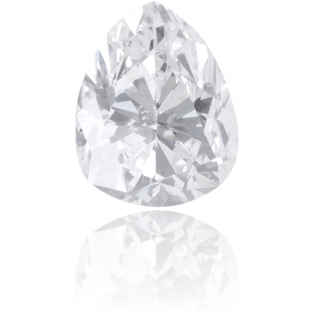 Natural White Diamond  0.37 ct Polished