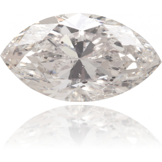 Natural Pink Diamond Marquise 1.16 ct Polished