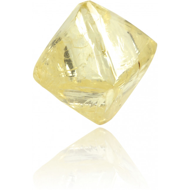 Natural Yellow Diamond Rough 1.34 ct Rough