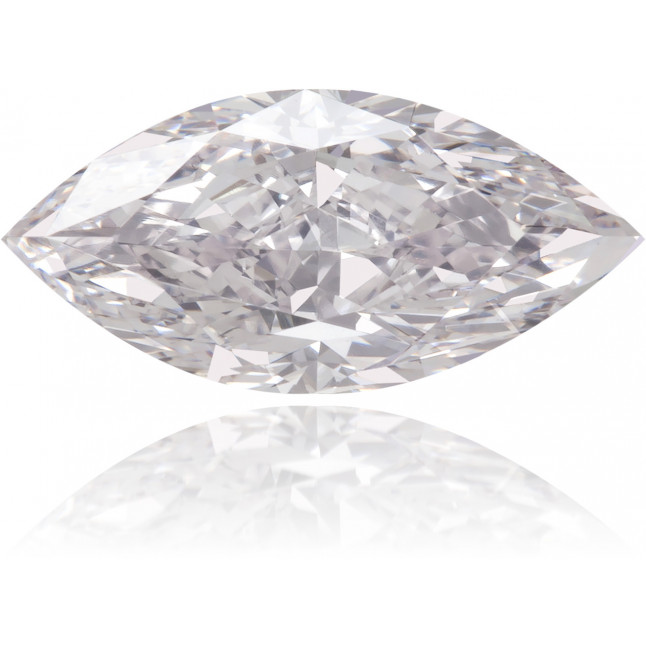 Natural Pink Diamond Marquise 0.65 ct Polished