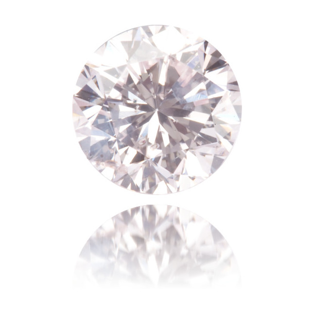 Natural Pink Diamond Round 1.02 ct Polished