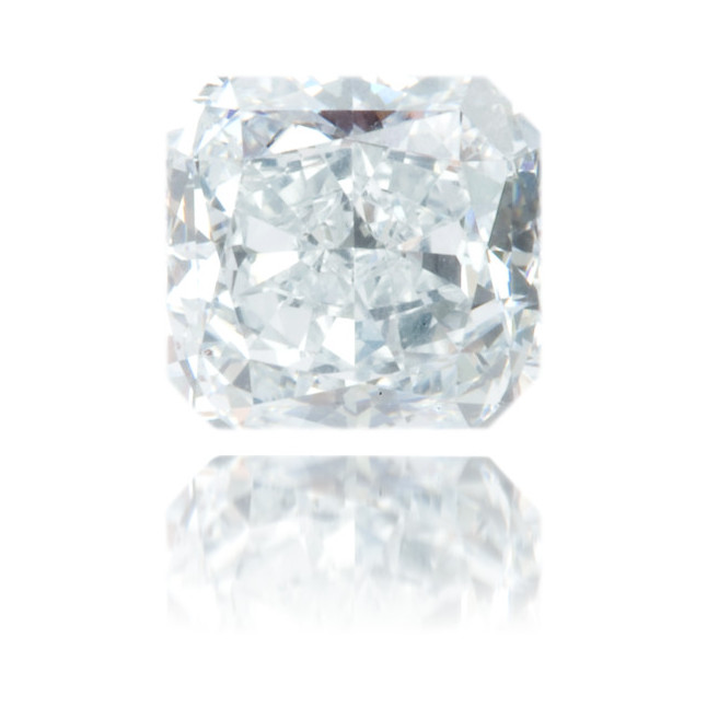 Natural Blue Diamond Square 0.60 ct Polished