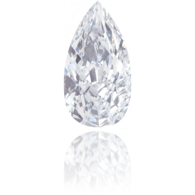 Natural Blue Diamond Pear Shape 0.30 ct Polished
