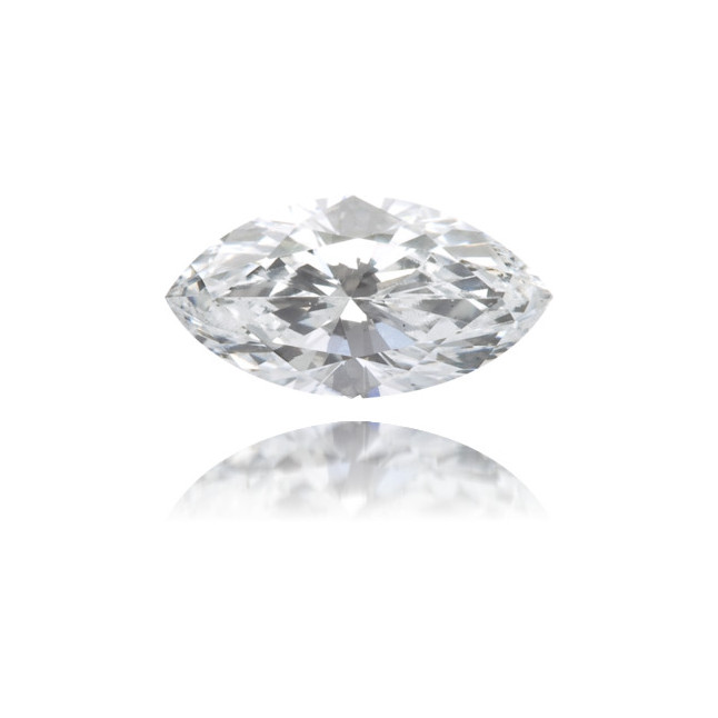 Natural Blue Diamond Marquise 0.20 ct Polished