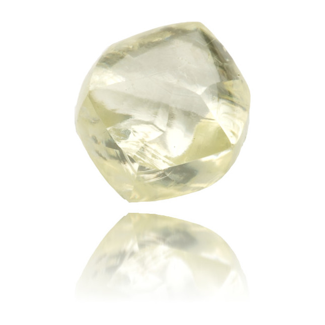 Natural Yellow Diamond Rough 1.86 ct Rough