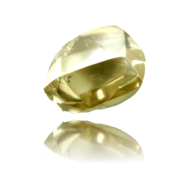 Natural Yellow Diamond Rough 1.55 ct Rough