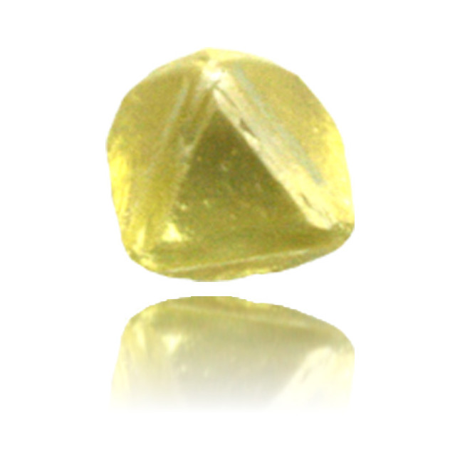 Natural Yellow Diamond Rough 0.47 ct Rough
