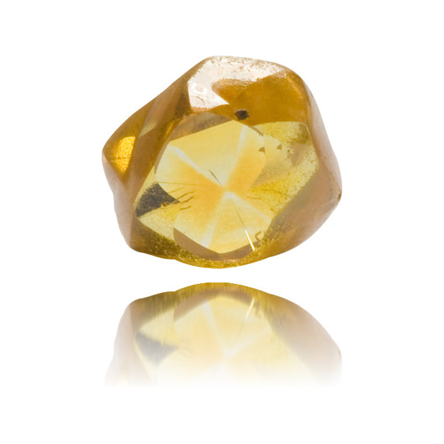 Natural Orange Diamond Rough 1.08 ct Rough