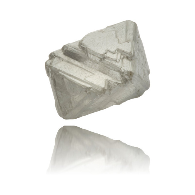 Natural Gray Diamond Rough 0.84 ct Rough
