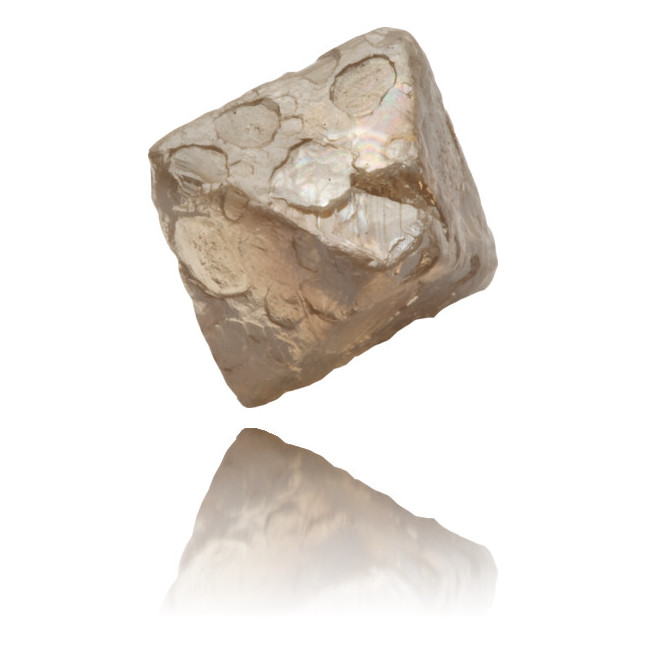 Natural Brown Diamond Rough 1.87 ct Rough