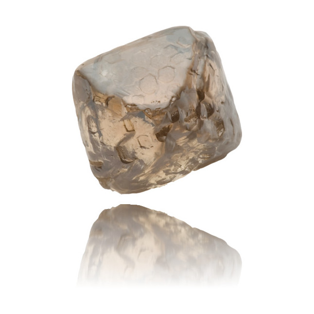 Natural Brown Diamond Rough 1.96 ct Rough
