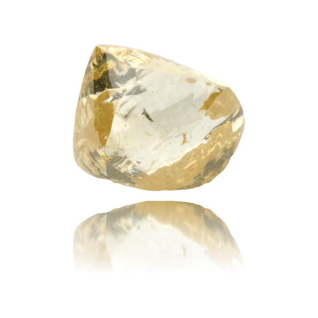 Natural Yellow Diamond Rough 1.32 ct Rough