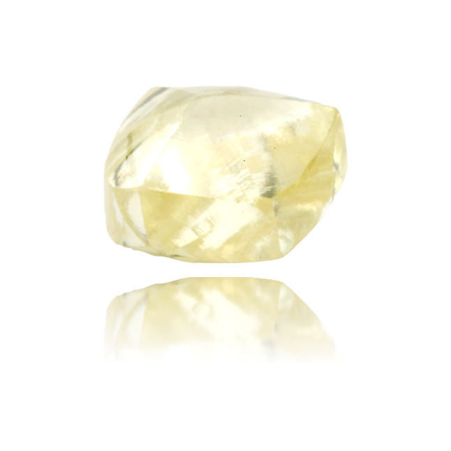Natural Yellow Diamond Rough 1.13 ct Rough