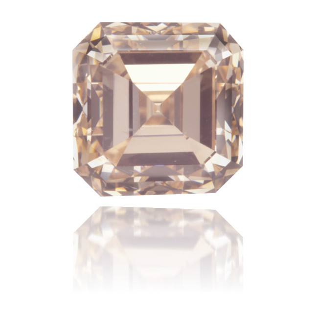 Natural Pink Diamond Square 1.50 ct Polished