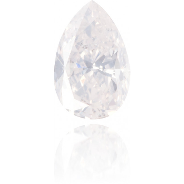 Natural White Diamond Pear Shape 0.28 ct Polished